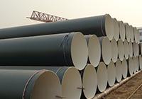 环氧树脂防腐螺旋钢管